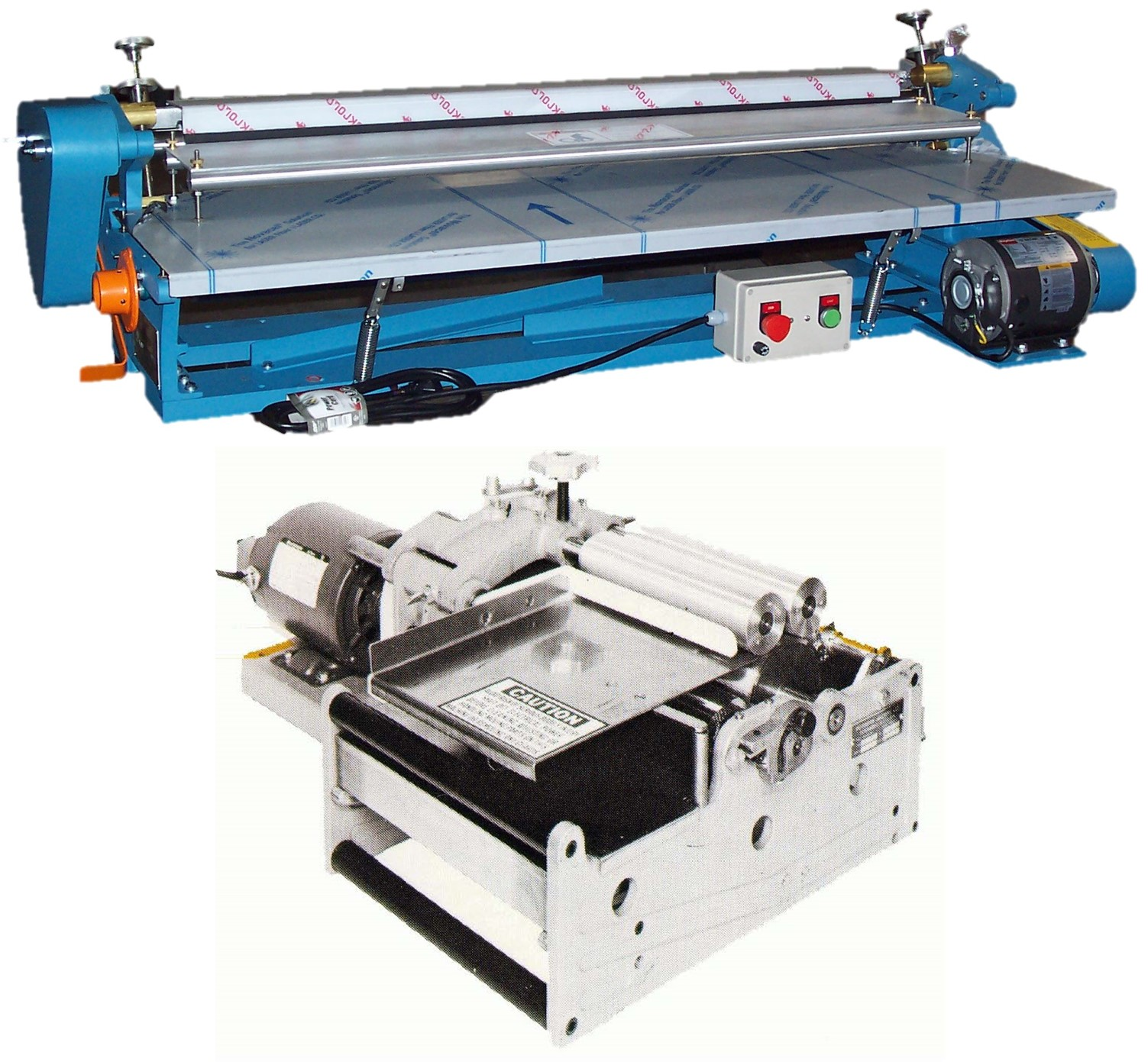 Cold-glue-Roll-coater